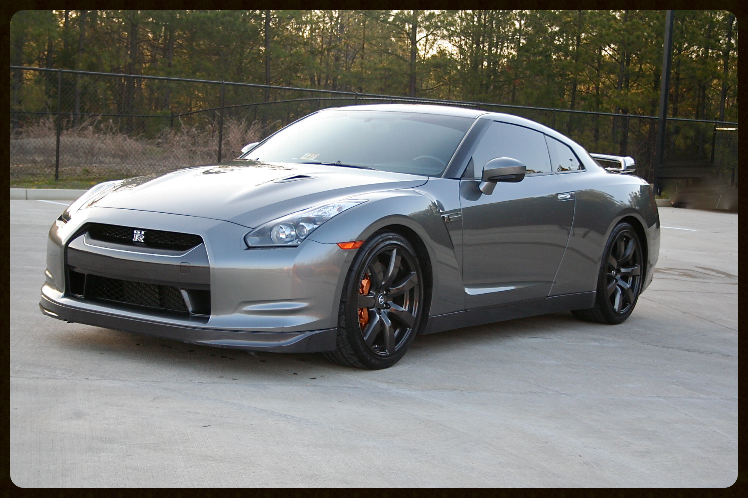 Nissan GT-R...600HP Package...Only 6K Miles...Click to View More Photos
