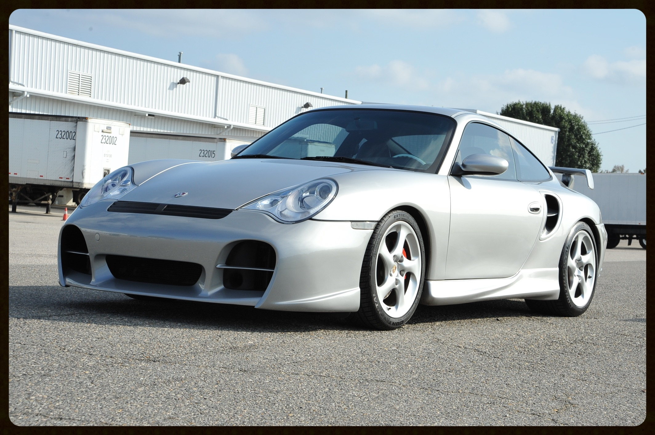 700 HP 911 Turbo...TechArt Body....Coilovers...and So Much More...Click for More Photos and Video