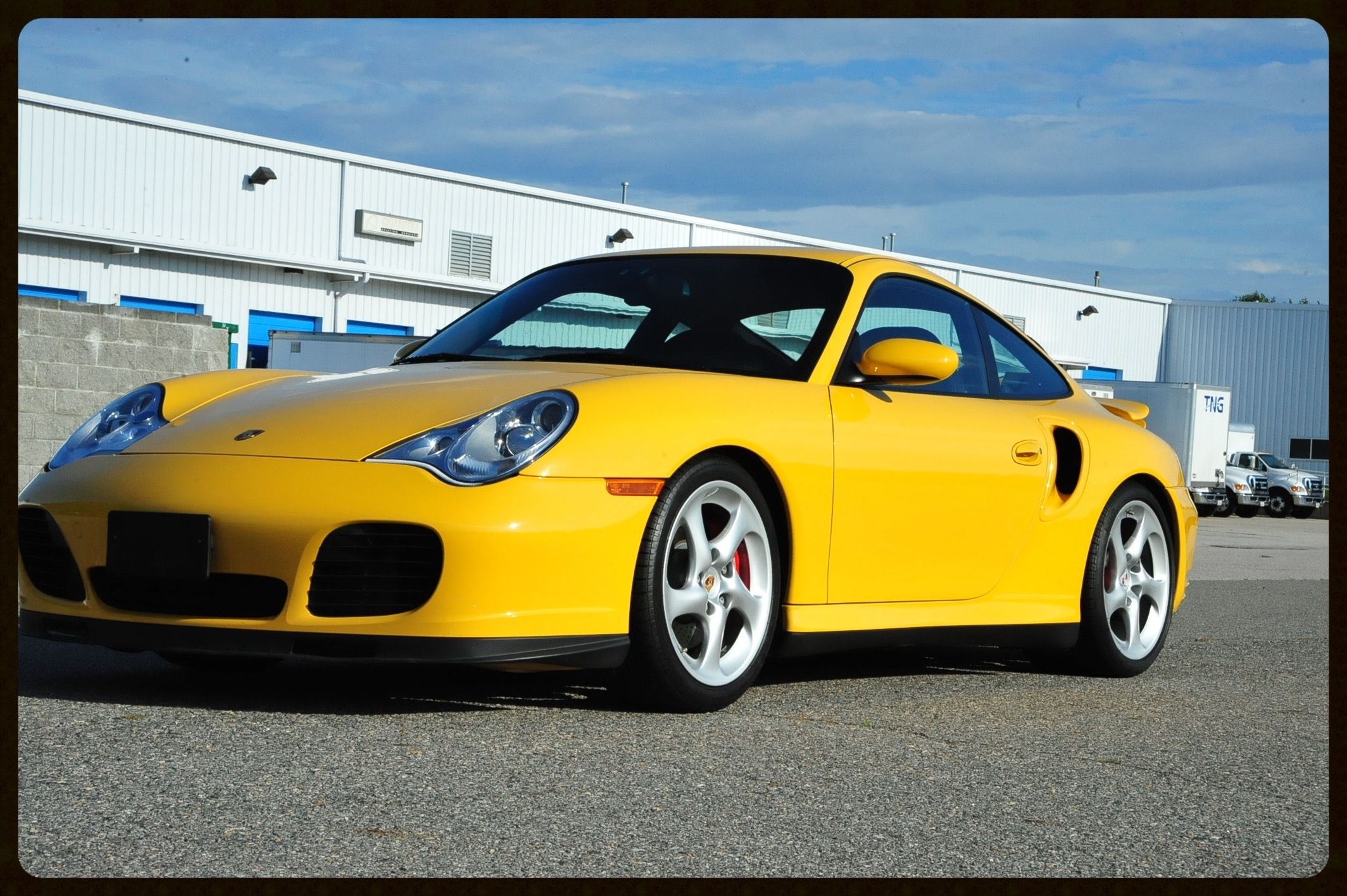 911 Turbo...Only 29K Miles...Fully Serviced...TONS of Performance Upgrades...VERY FAST....Click to View Photos