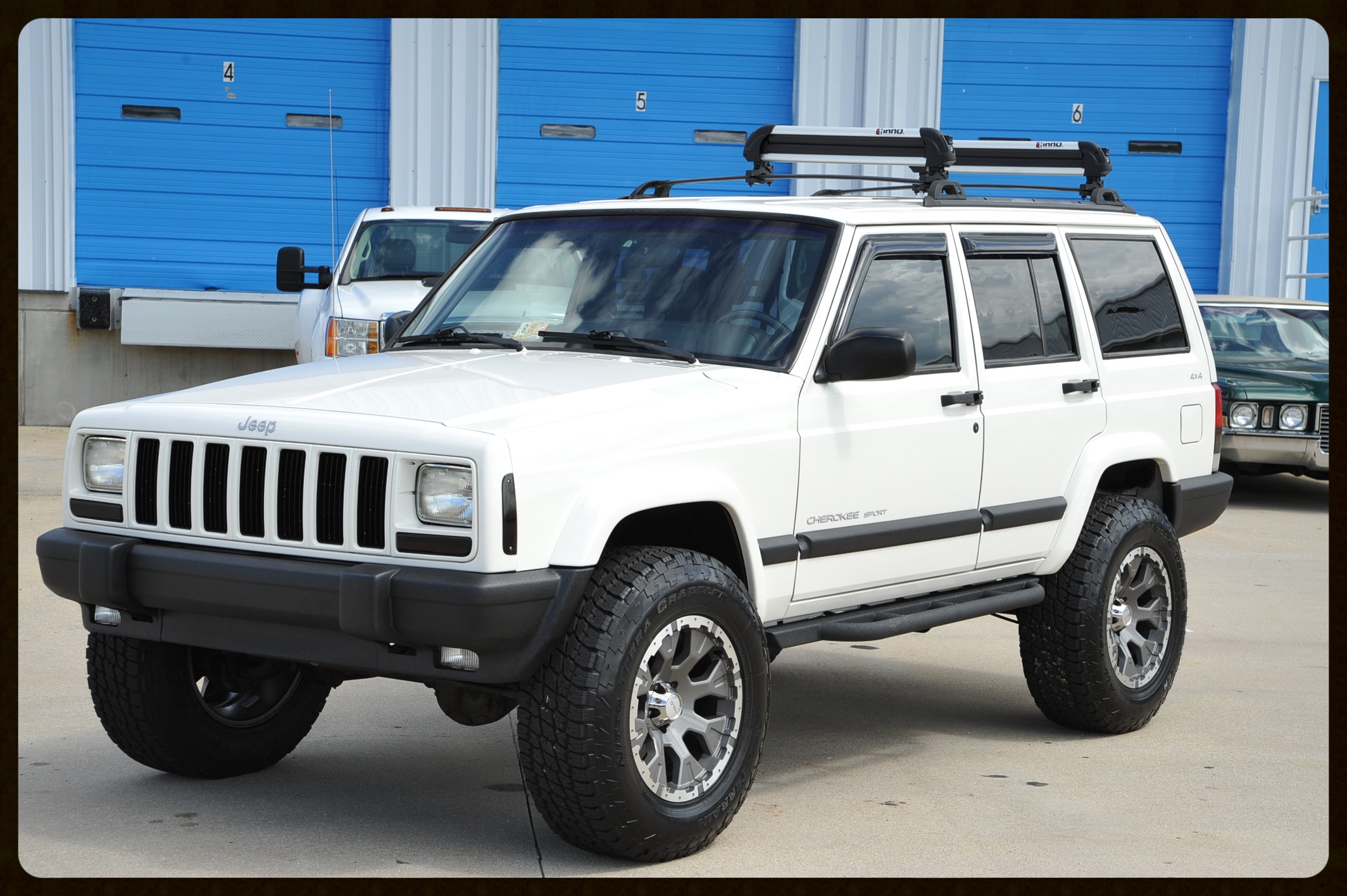 Stage 2 XJ with ONLY 66k Miles...SOLD AND OFF TO WY.....Click Here to View More Photos and Video