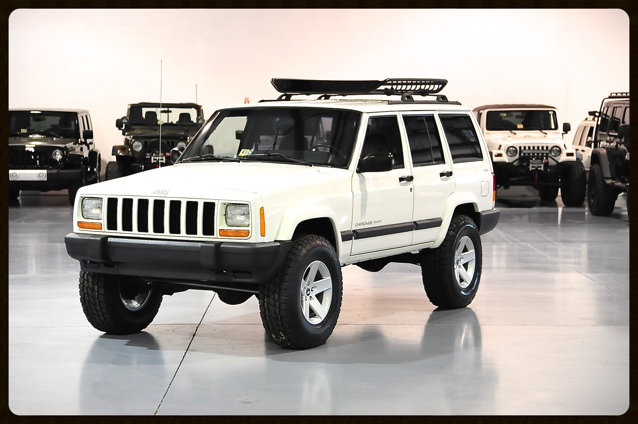 Stage 2 XJ Sport with ONLY 89k Miles...Click here to View More Photos and Video