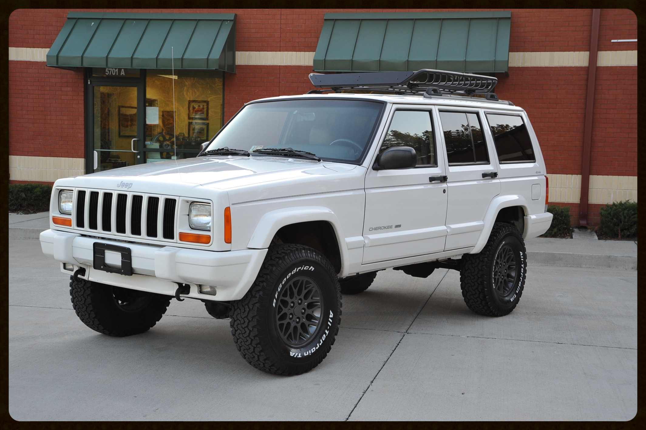 Stage 2 XJ Limited Edition. Click Here for More Photos