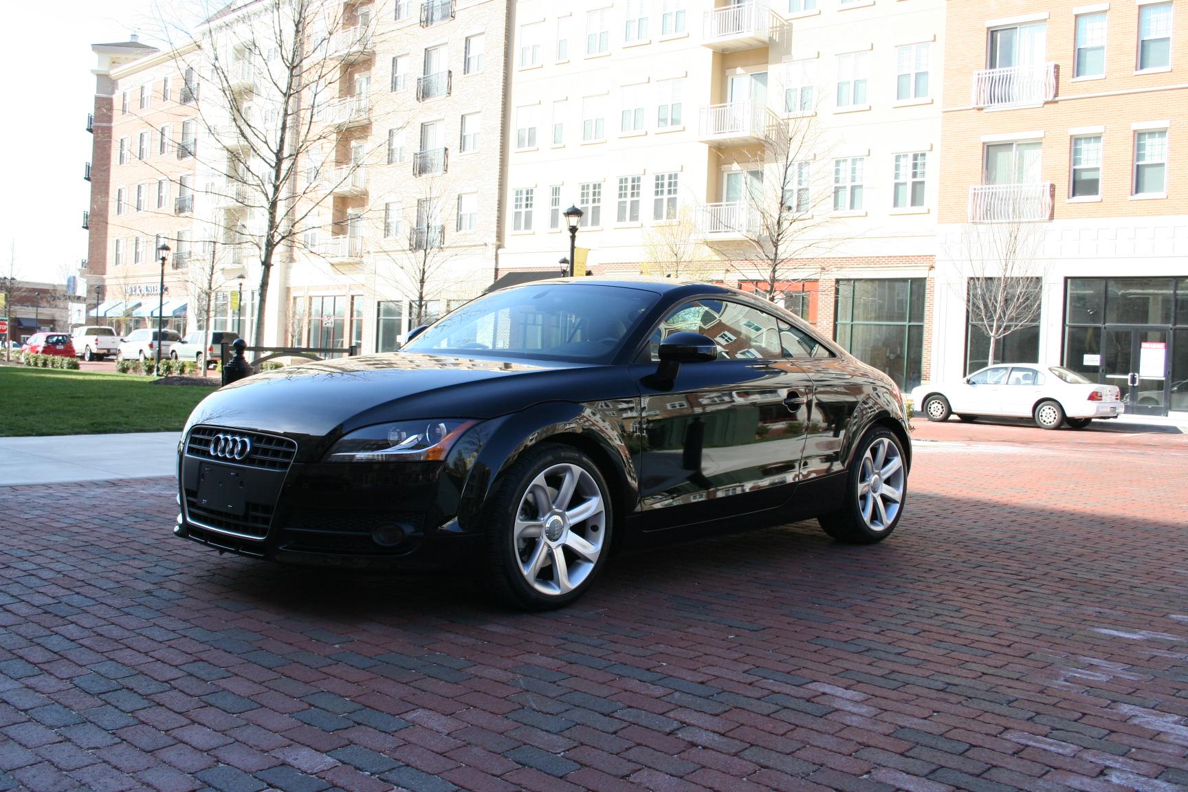 2010 Audi TT....ONLY 5k Miles