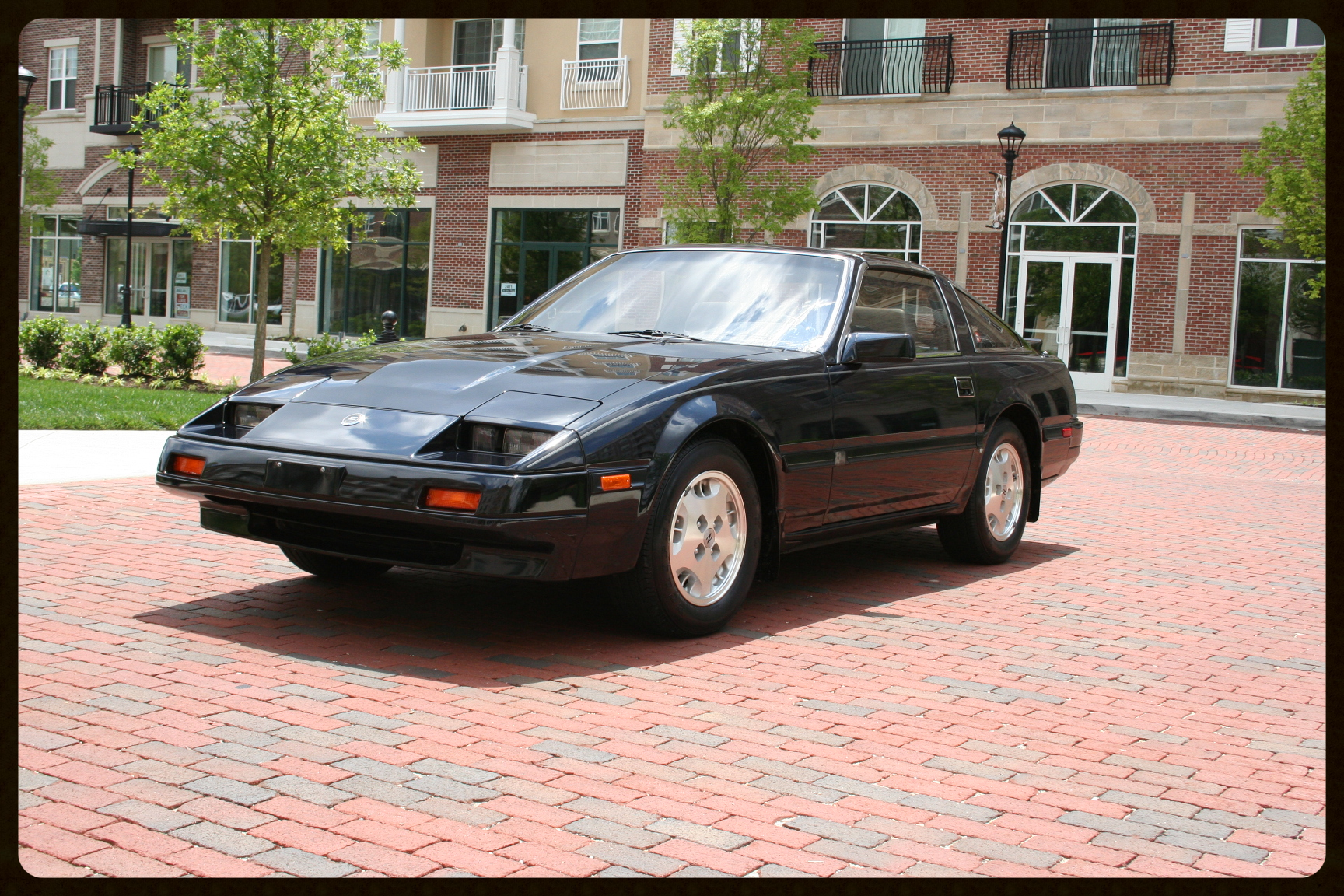 1985 Nissan 300 ZX.....ONLY 218 MILES....NEWEST 300 ZX ON THE PLANET