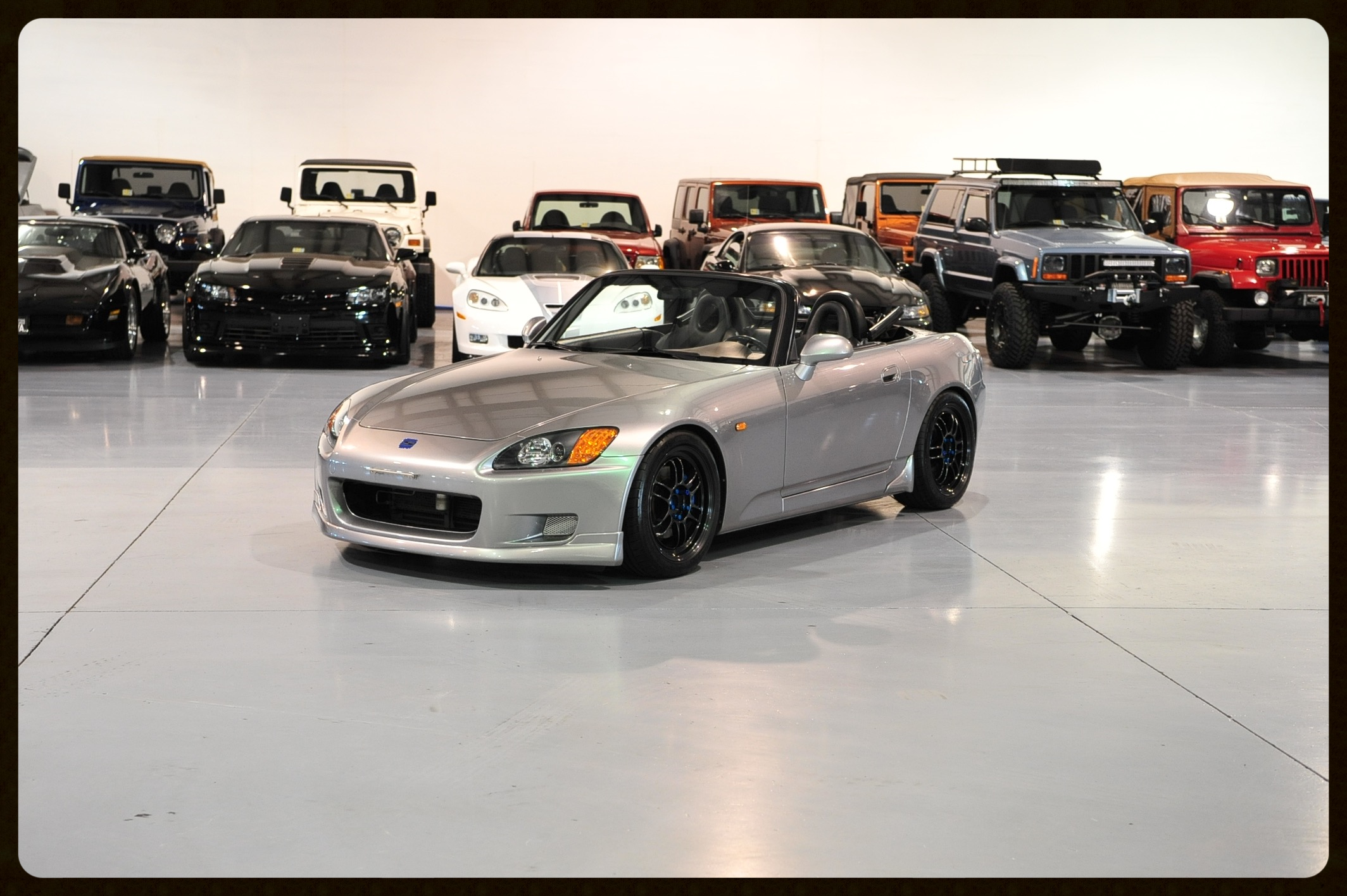 Truly Pristine S2000 with Very tasteful upgrades....A true Must see.