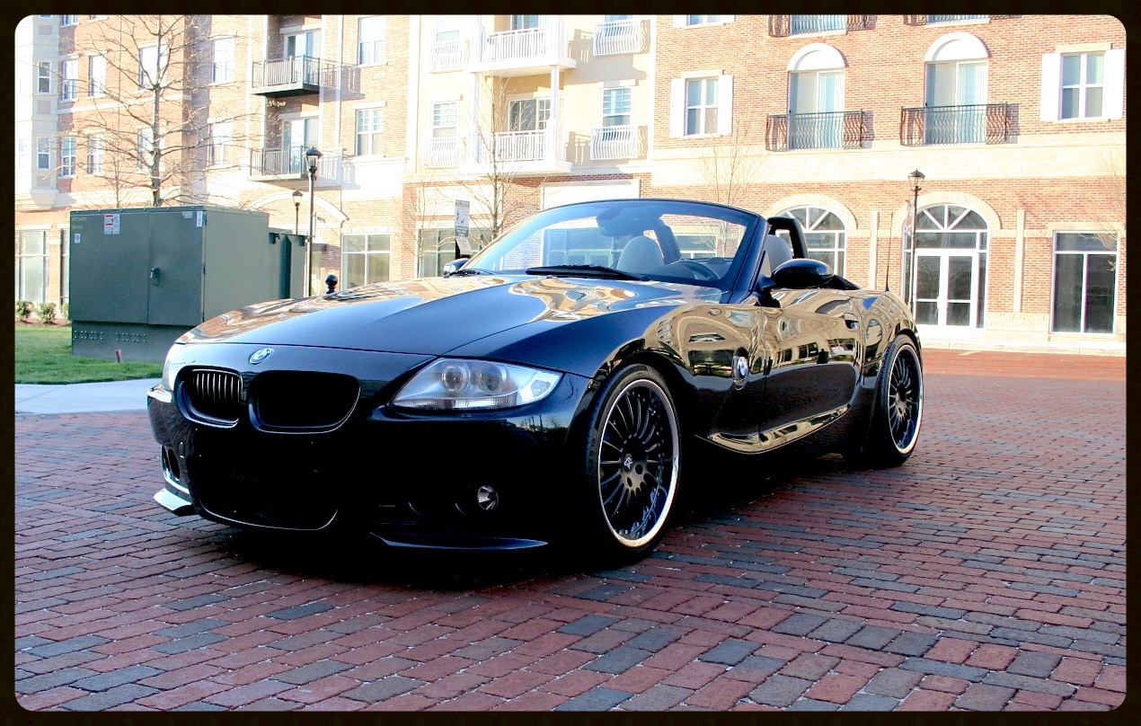 Very Rare Hamann Edition BMW M Roadster...Imported From Germany