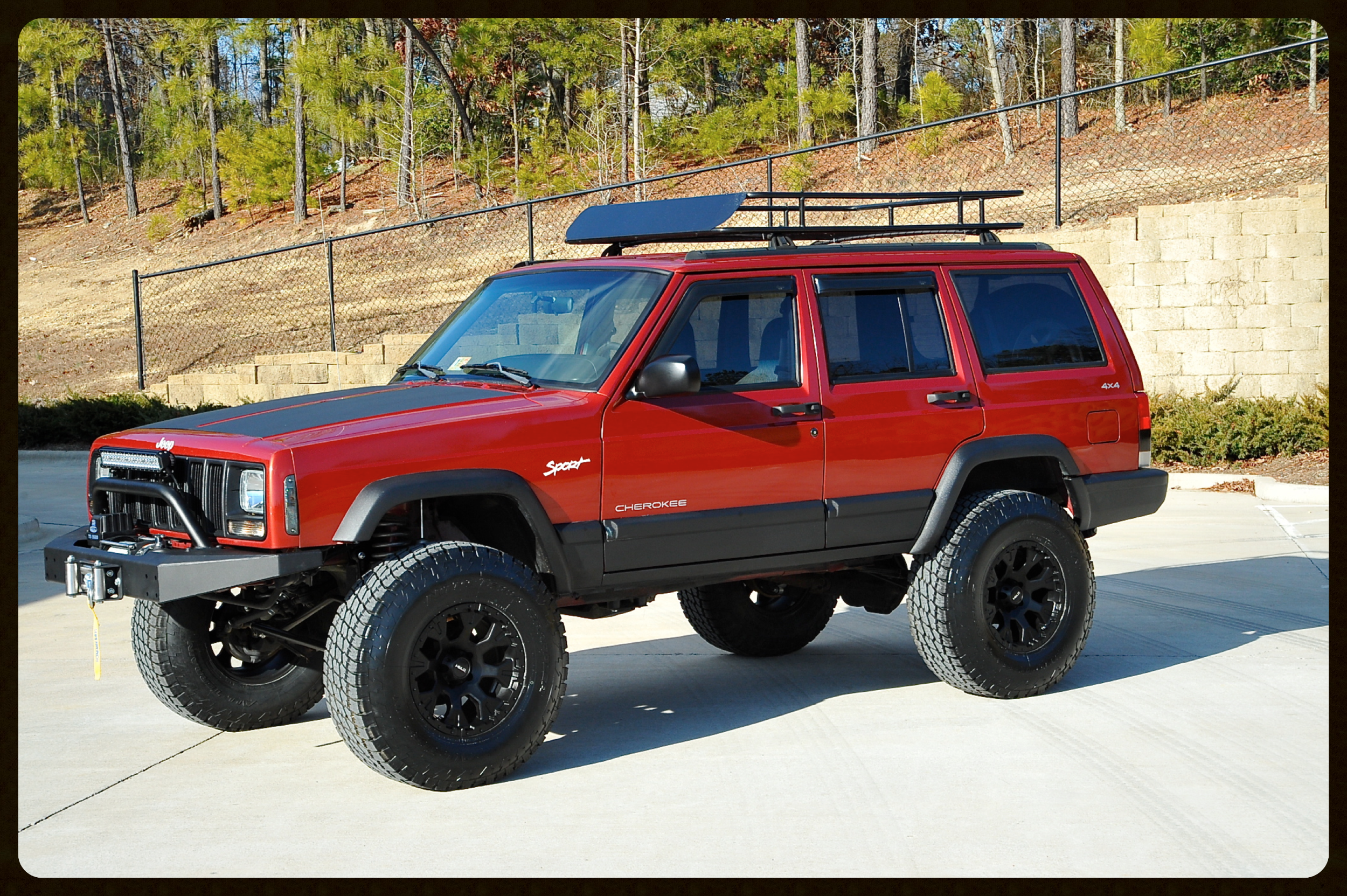Stage 3 XJ with many more upgrades...Click Here for More Photos and Video