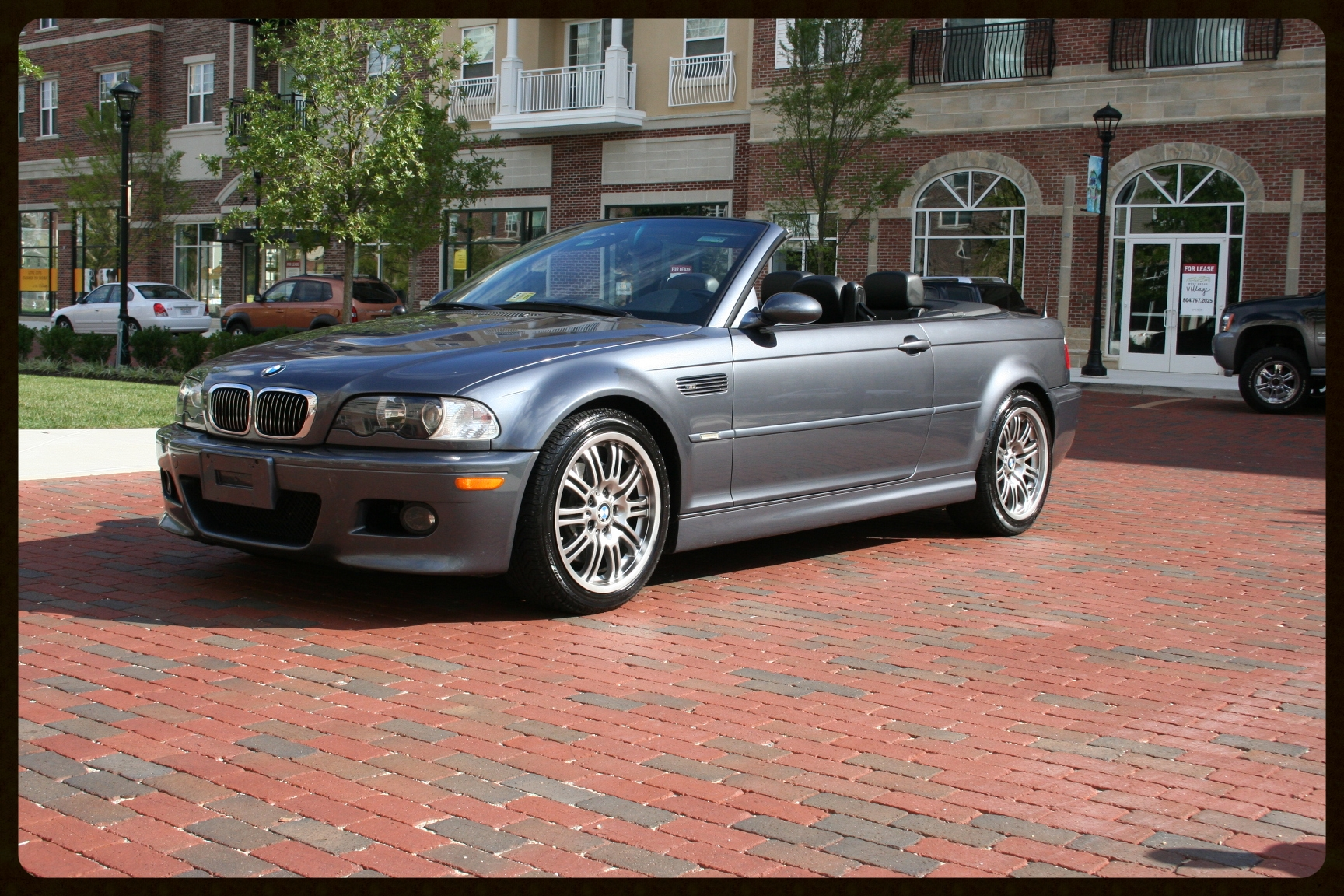 Another Pristine E46 M3 Convertible By Davis AutoSports....This Gorgeous M3 ONLY HAS 32K ORIGINAL MILES...