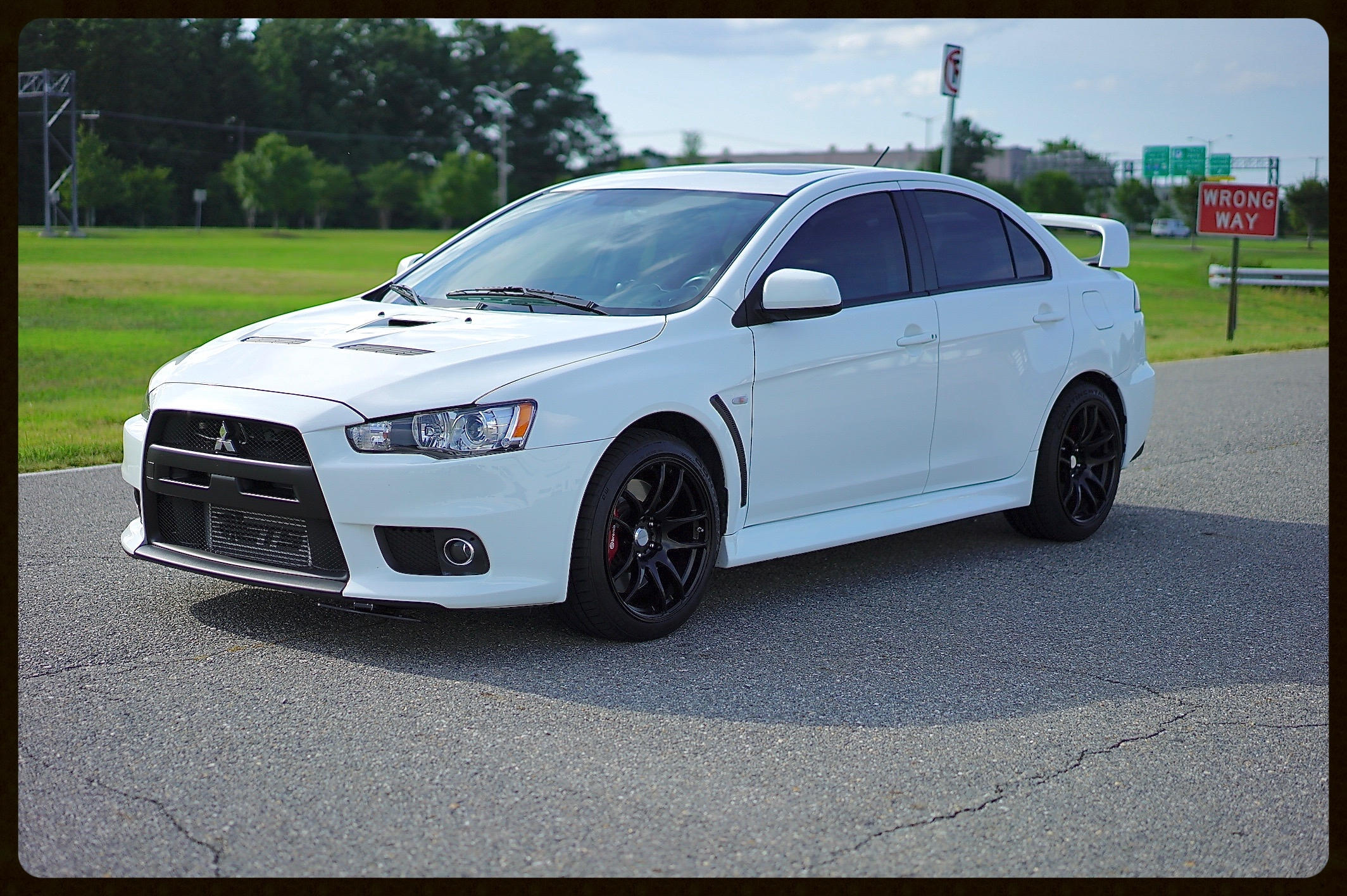 2013 Evolution ETS Built....1 Owner with only 24k Miles...This Evo has EVERY Upgrade BOLT ON Upgrade and Much More..Leather Recaro Seats