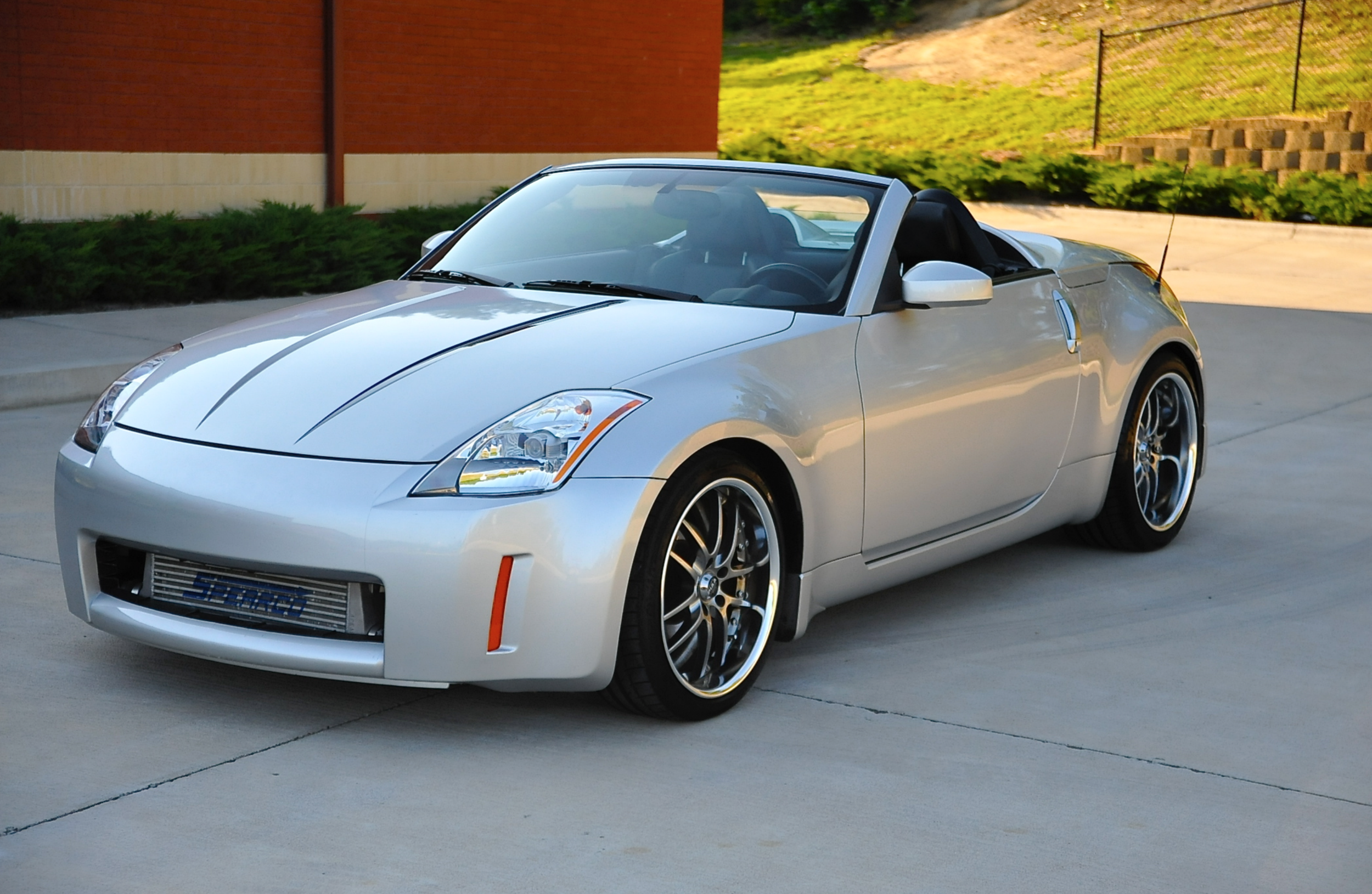 2004 350Z with ONLY 29K Miles...TurboCharged with RARE Piaa Wheels and MUCH More. This 350Z is absolutely as new as they come.