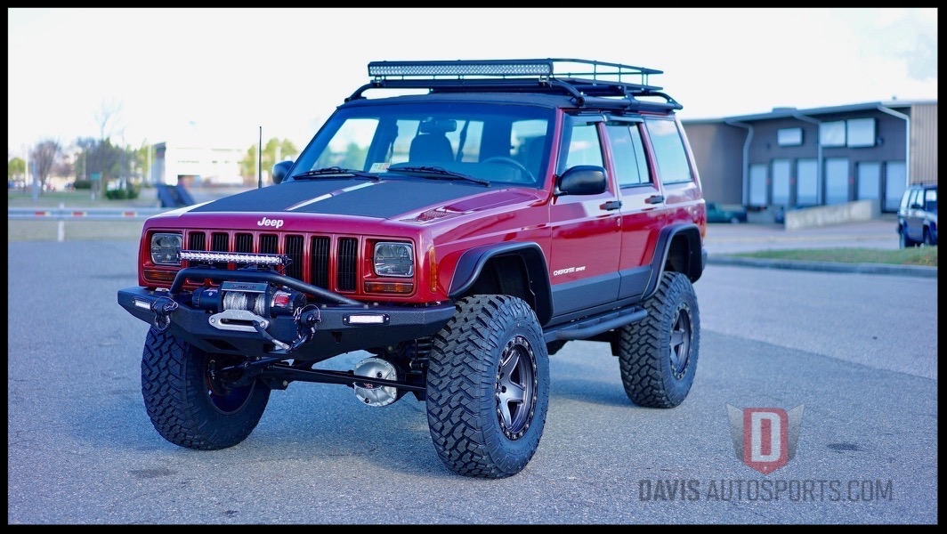 jeep Cherokee XJ Sport For sale lifted