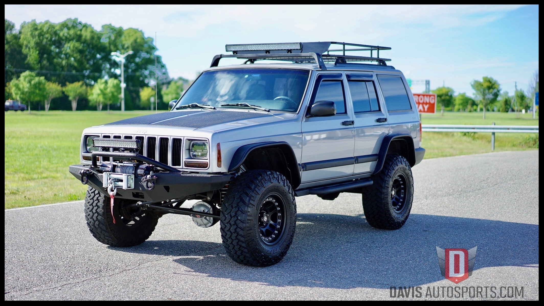 built cherokee old davis autosports built cherokee old davis autosports
