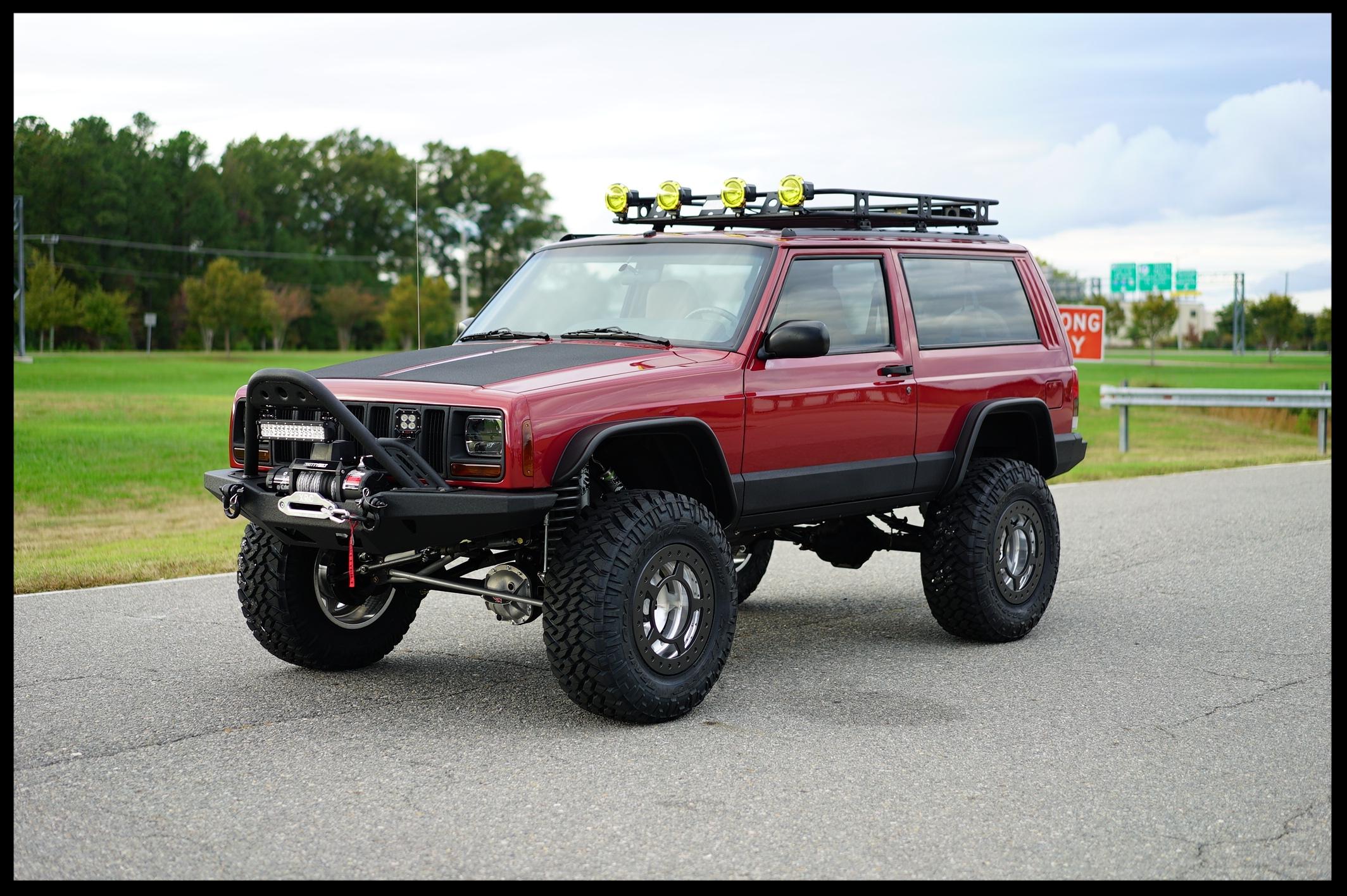 Lifted Jeep Cherokee >> Lifted Cherokee Sport Xj For Sale Lifted Jeep Cherokee