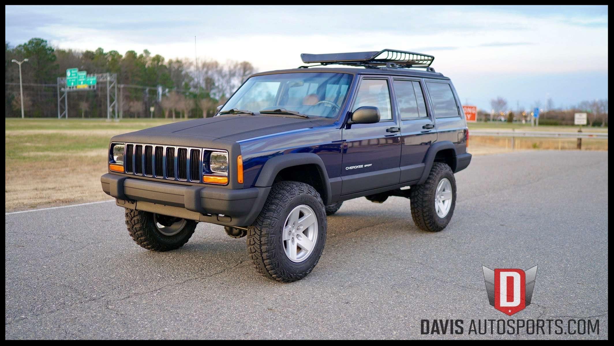Cherokee XJ For Sale