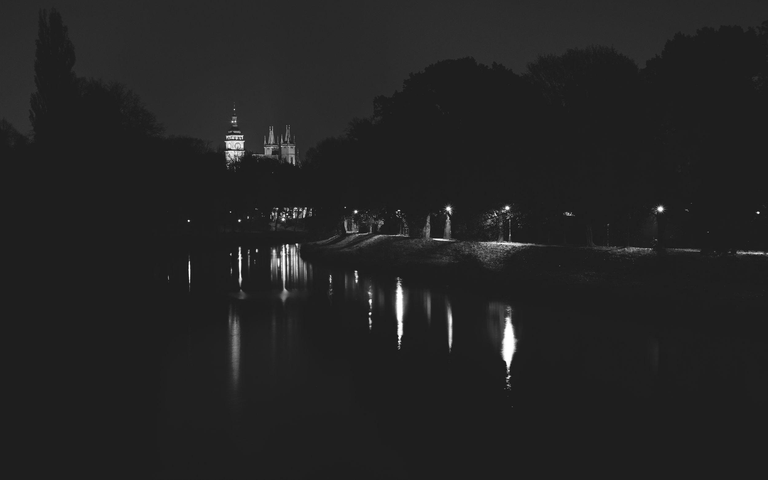 Noční fotografie #2016