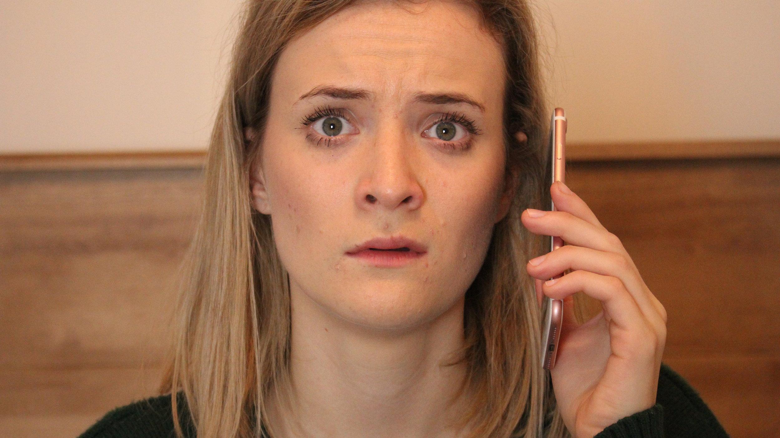 Still of Madeleine Webb as Charlotte