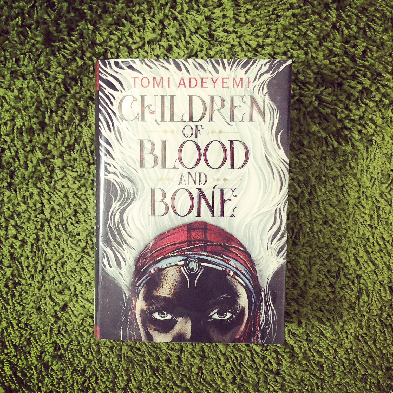 I just finished  this beautifully-written and haunting novel  by Tomi Adeyemi. She wrote it as a response to grief she was experiencing over so many young black men losing their lives in socially-condoned ways. It's HarryPotter-meets-Black Lives Matter, emotional, political page-turning young adult literature at its best.