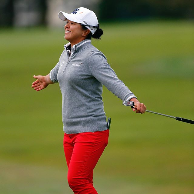 What a dramatic way to win (again)! Congratulations to our 2015 #lottechampionship champ Sei Young Kim who won the 2019 @medihealchamp title yesterday!