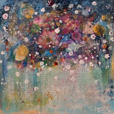 Raining petals