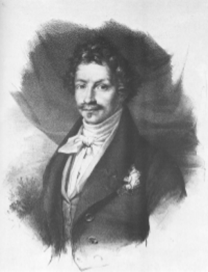 This is the guy who gave us the Hall of Fame - King Ludwig I of Bavaria.