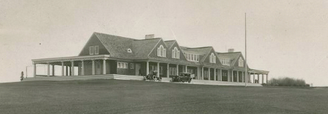 The Shinnecock Hills clubhouse became the prototype for American golf clubs everywhere.