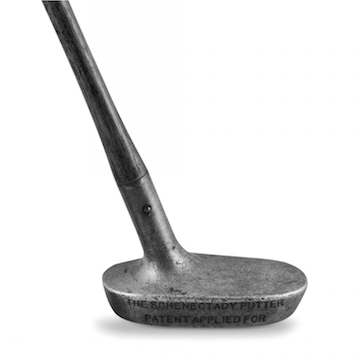 The Schenectady Putter caused the first rift between the two ruling bodies of golf - the Royal and Ancient and the United States Golf Association.