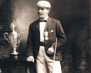 James Foulis arrived at Glen Echo after winning the second United States Open in 1896.