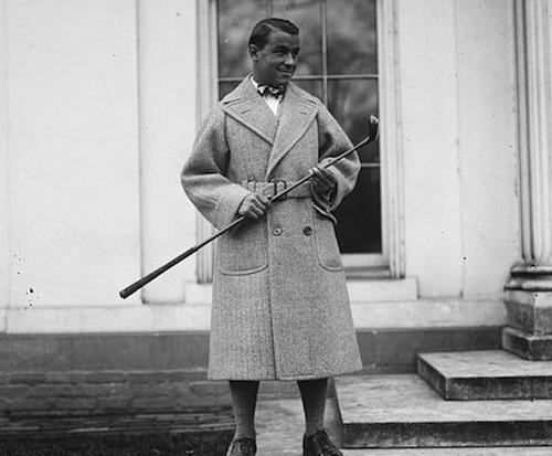 Gene Sarazen set scoring records at Oakmont in the 1922 PGA Championship.
