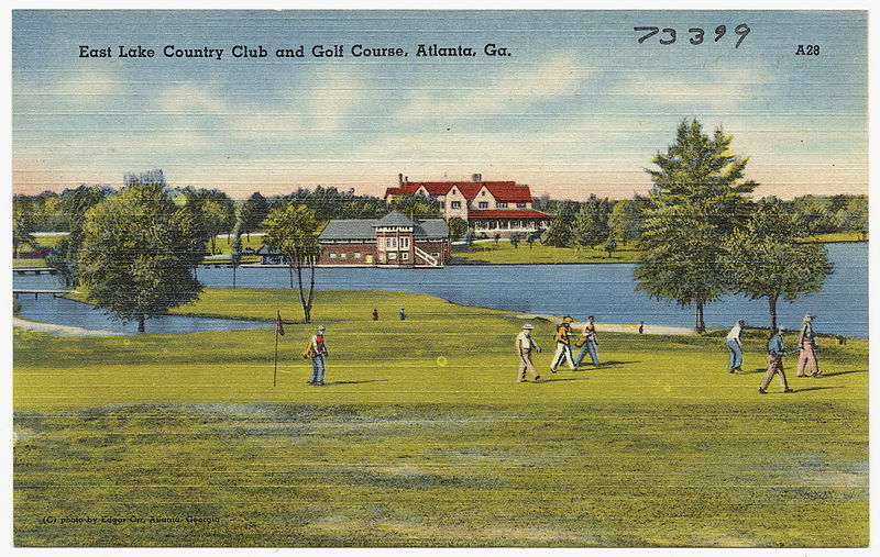 The Atlanta Athletic Club helped pioneer golf in Georgia at its East Lake course.