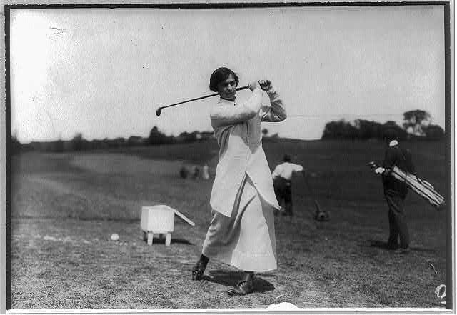 Marion Hollins, a former U.S. Women's Amateur Champion, drove Cypress Point into golfing royalty.