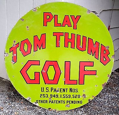A familiar sign in 1930; not so much in 1931.