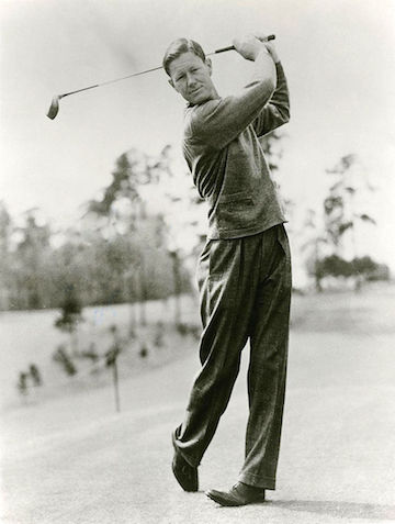 Byron Nelson began tangling with Ben Hogan in the Fort Worth caddy yards.
