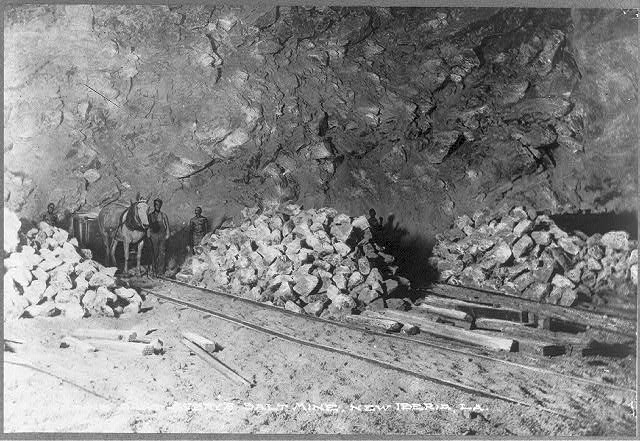 The Prairie Dunes story began in the mines of one of the world's largest deposits of rock salt near Hutchinson, Kansas.