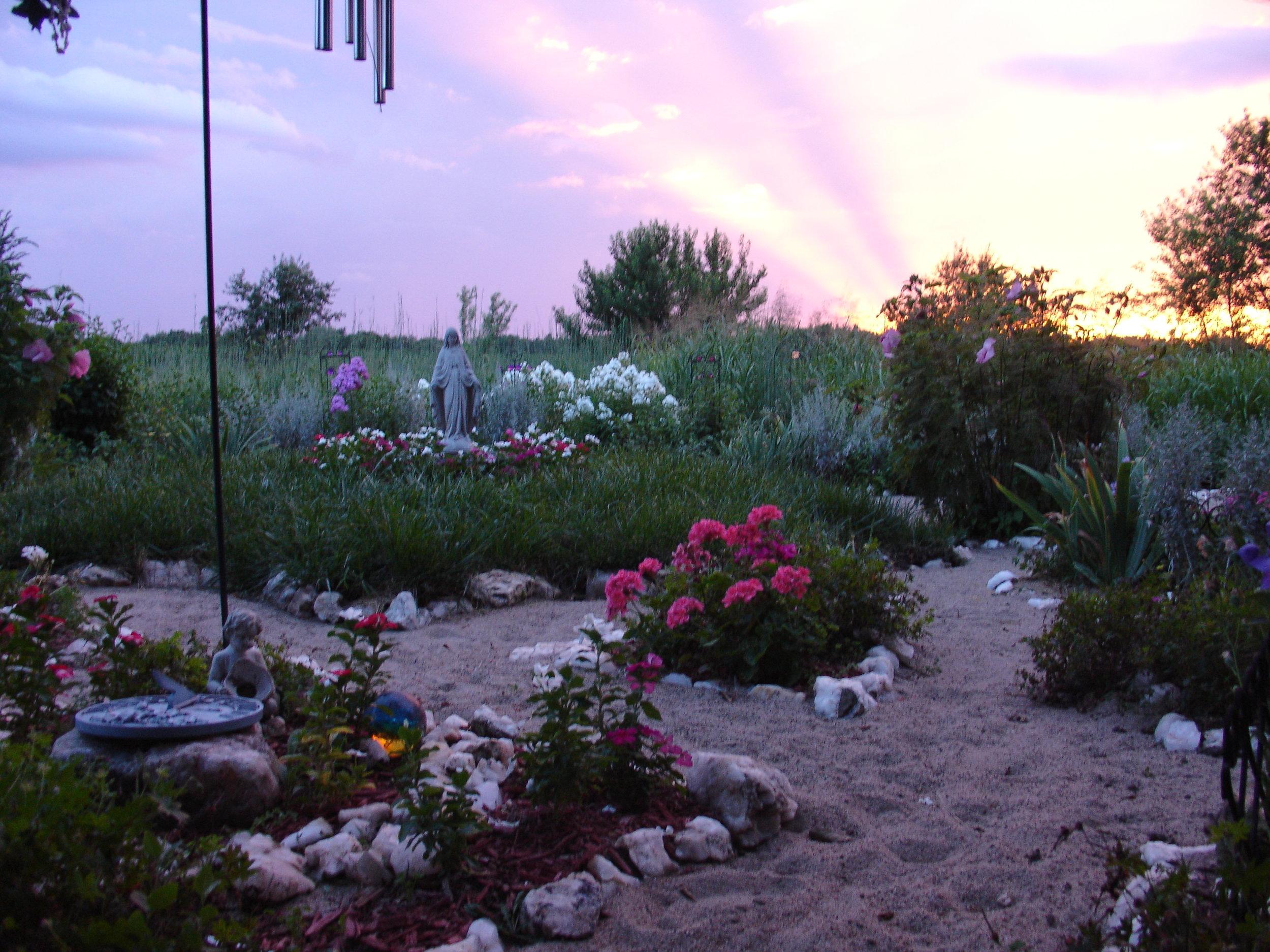 Chante sunset.JPG