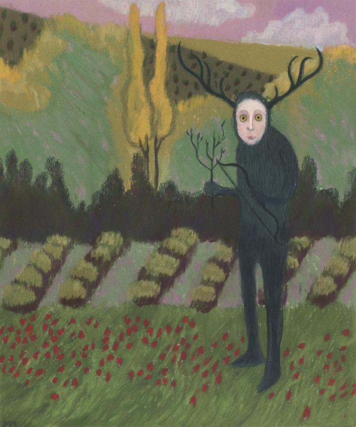 Herne The Hunter (The Hermit)