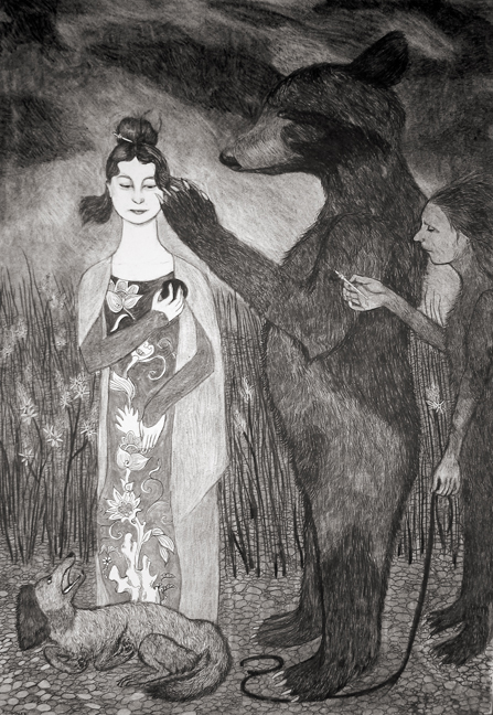 Persephone's Last Coiffure