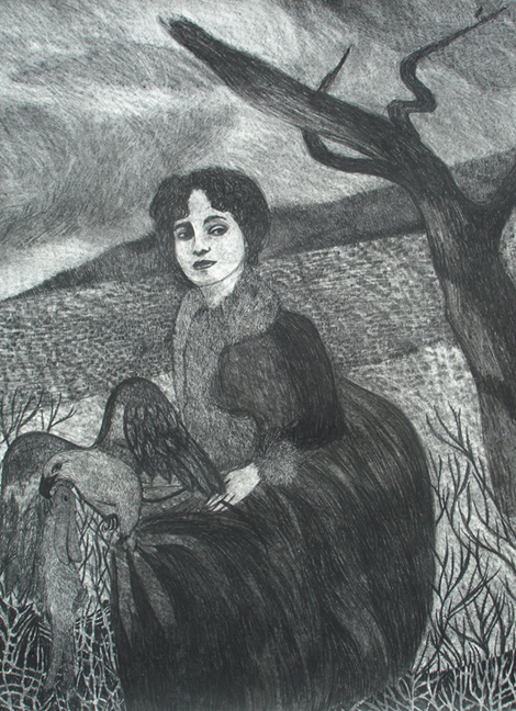 Artemis at Rest