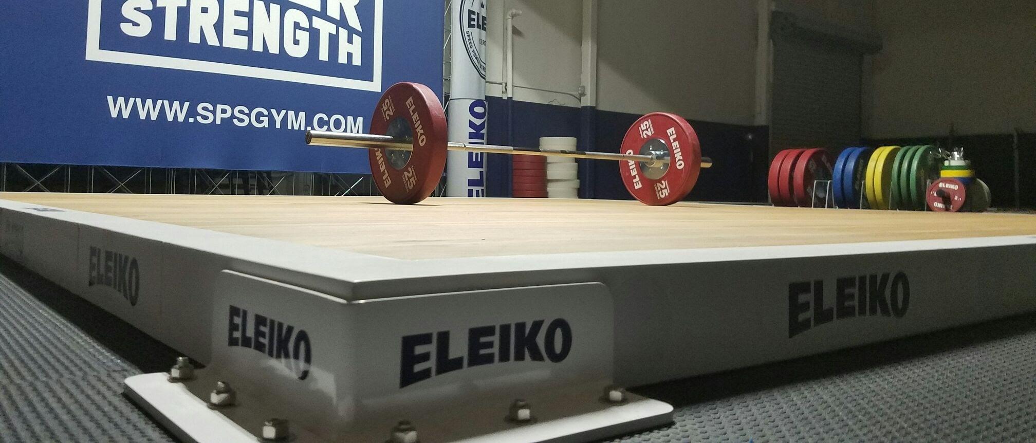 eleiko weights