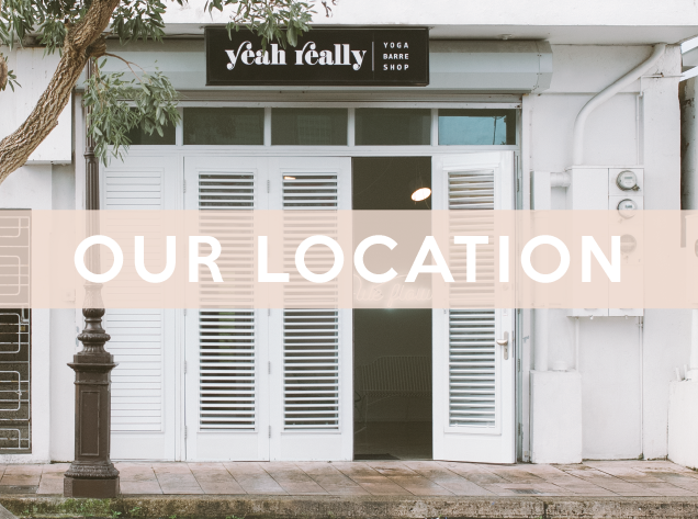 Check out our location!