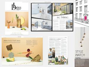 The Linen Draper customer magazine