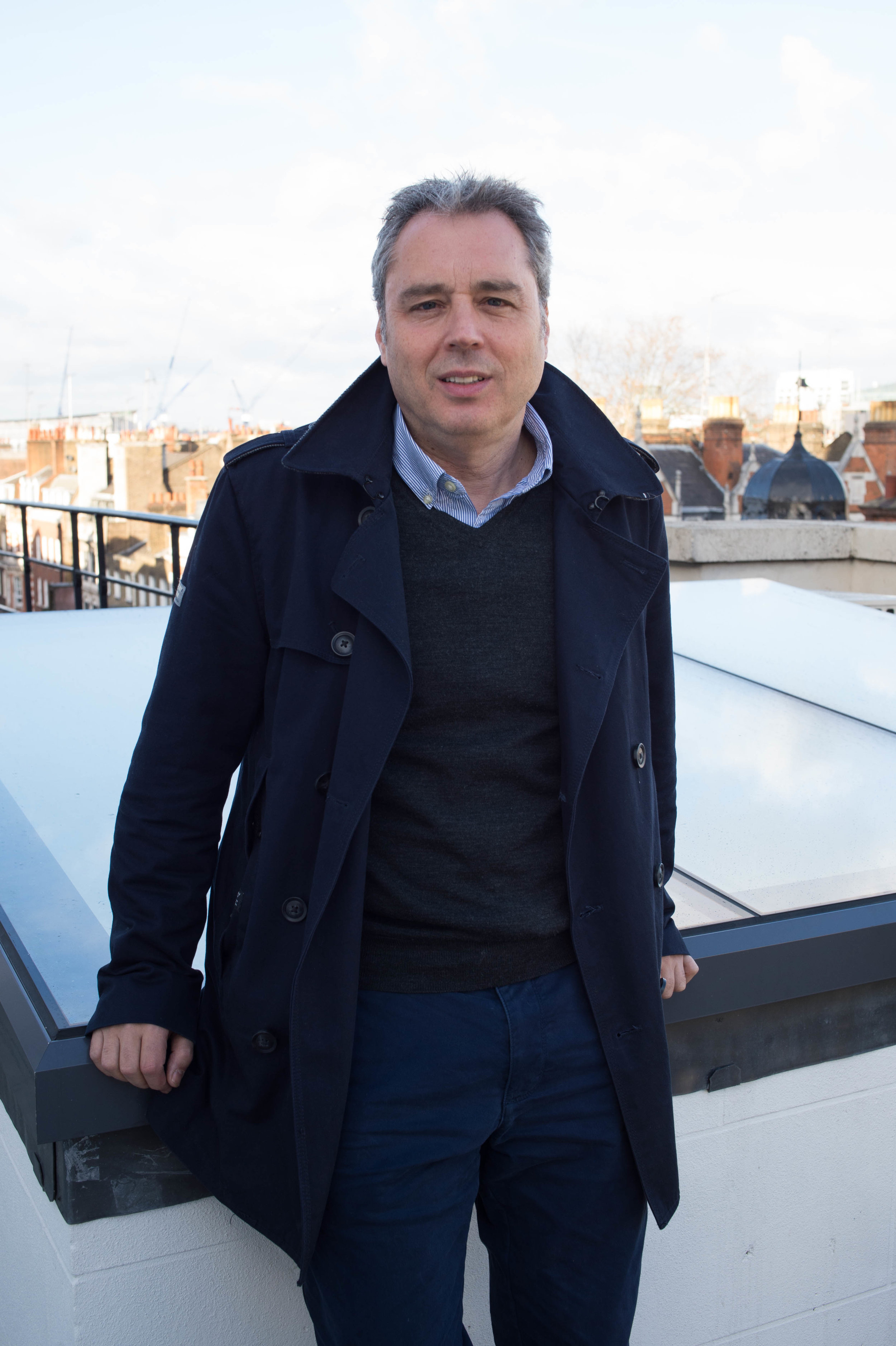 Simon Manuel, Director