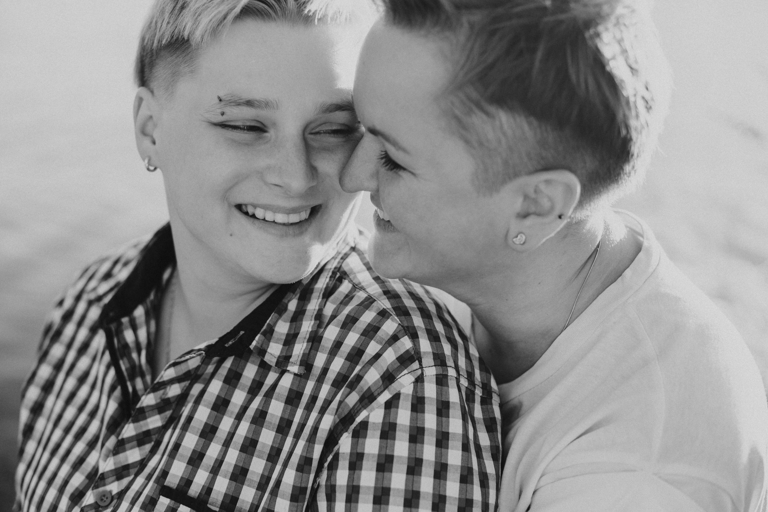 same sex wedding photographer glasgow