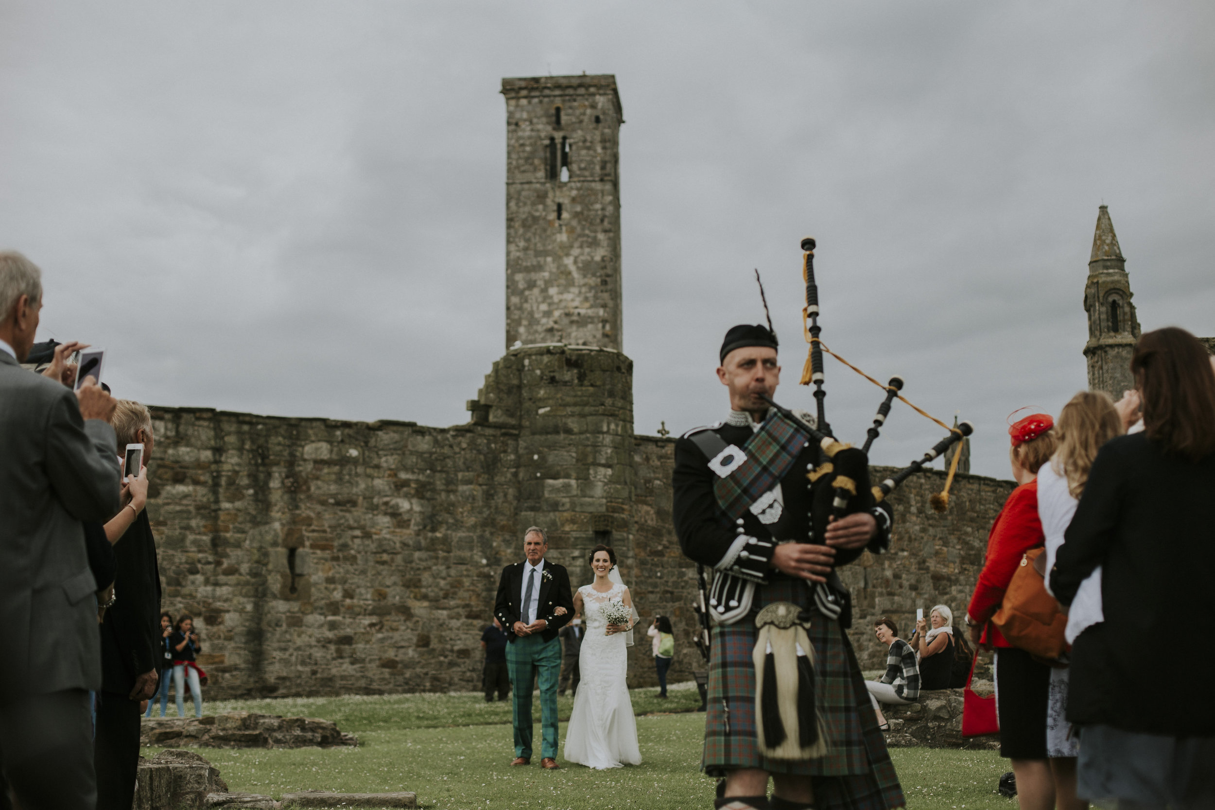 St Andrews, Scotland wedding photographer