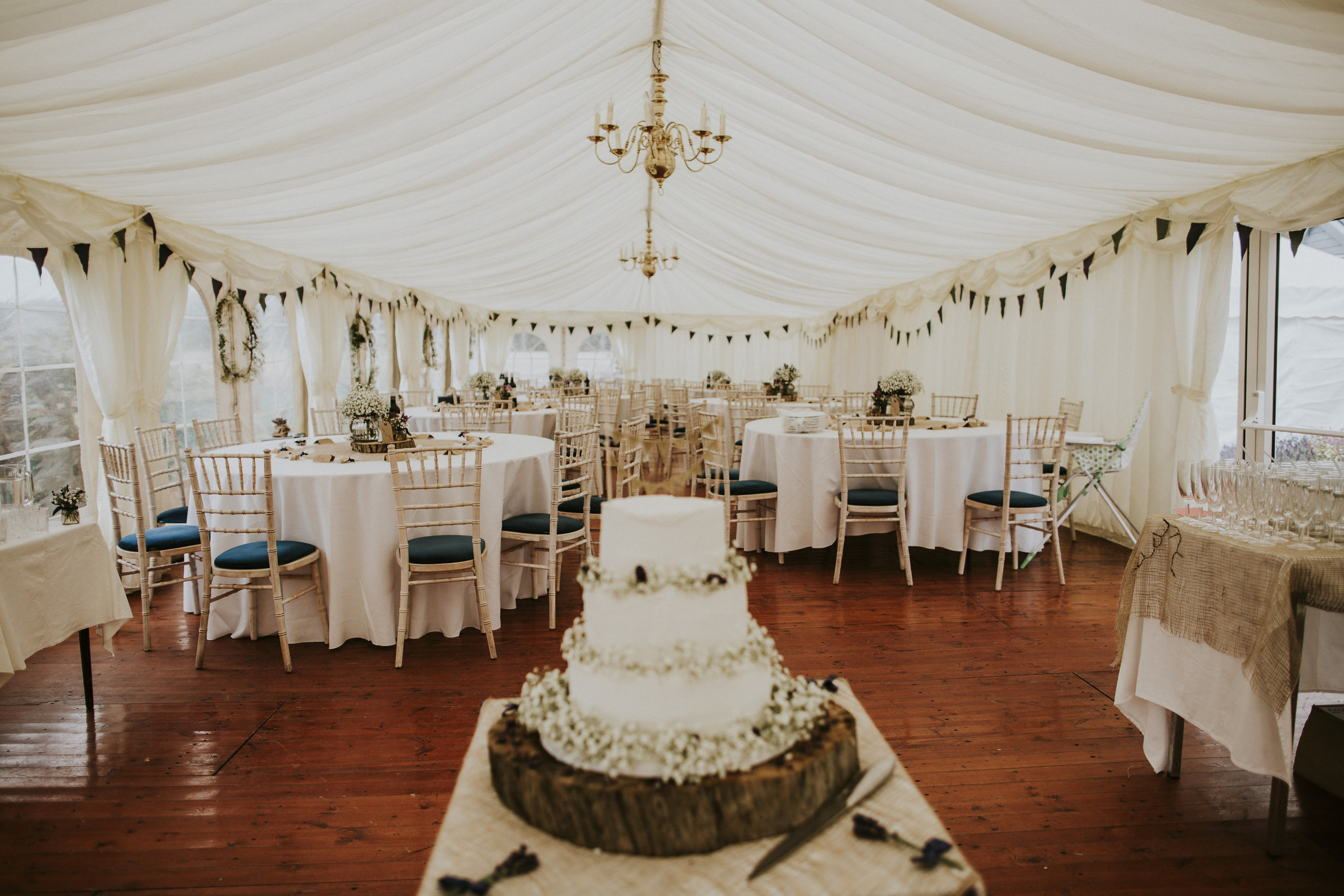 marquee wedding photographer scotland