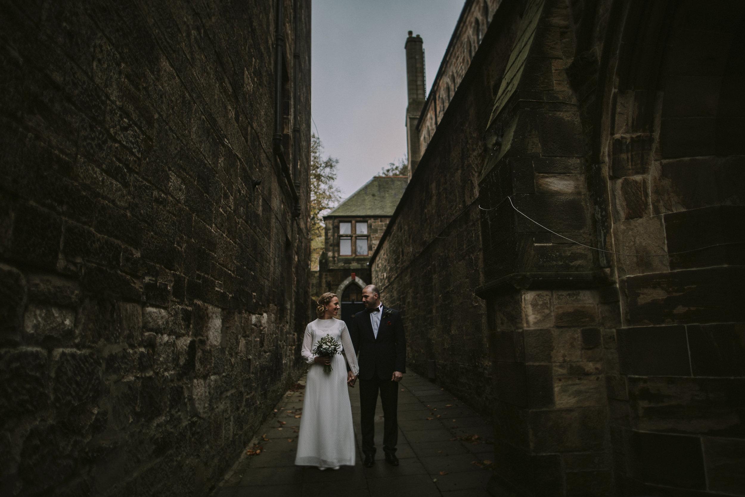 Greek Orthodox wedding Glasgow