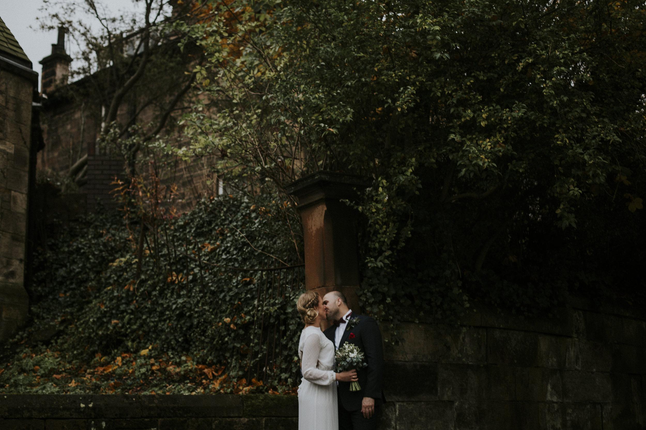 west end wedding photographer Glasgow