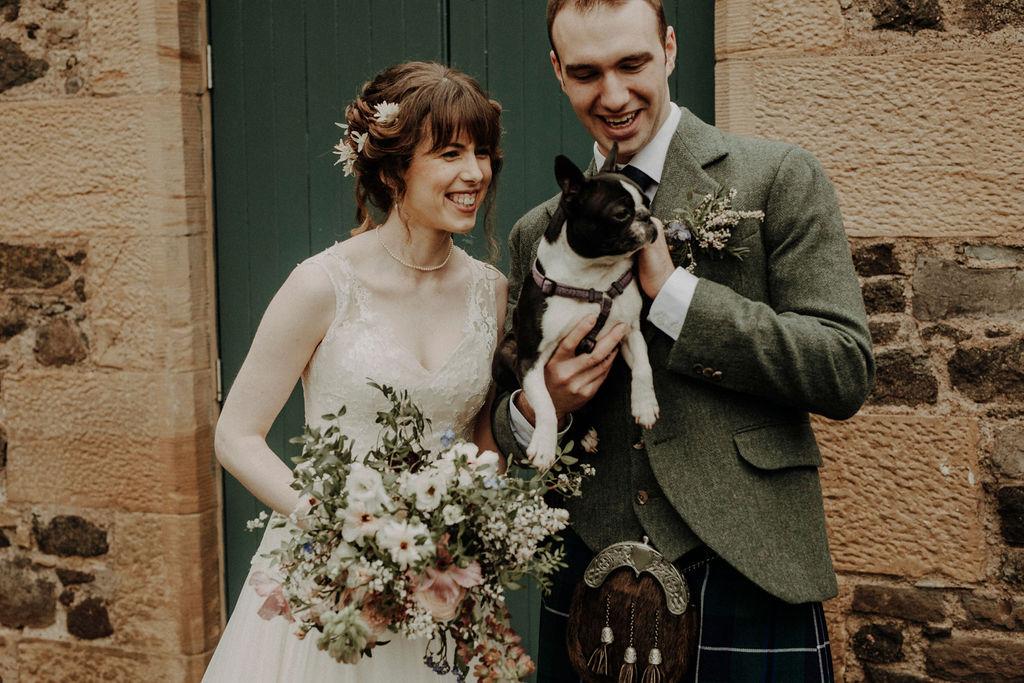 Inchyra Byre Wedding Photographer