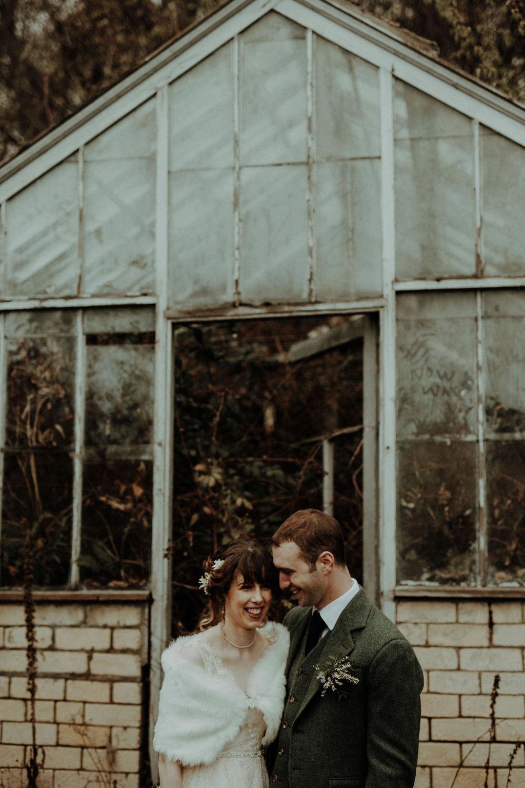 Byre at Inchyra wedding photoshoot