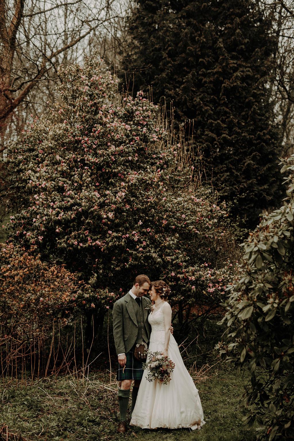 Inchyra wedding photographer