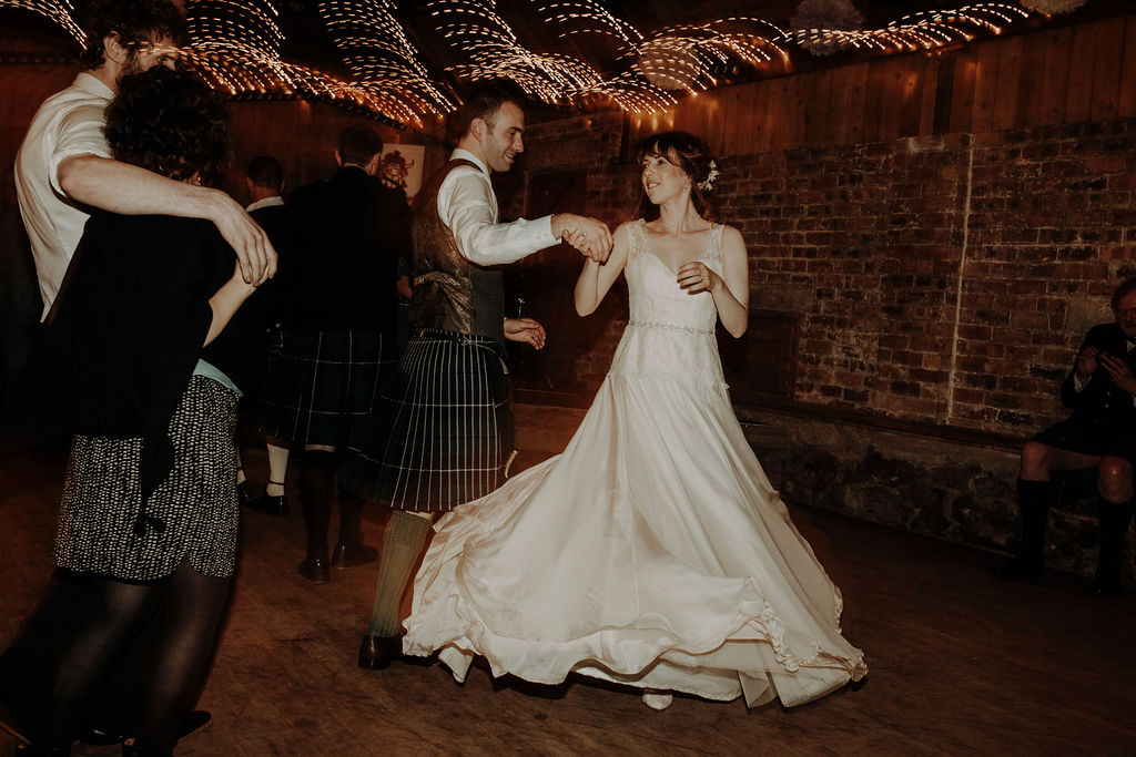 Best wedding Byre at Inchyra